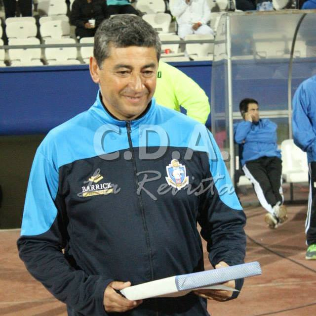 Sergio Marchant Antofagasta